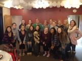 Pi Phi spent time with Officer Amy