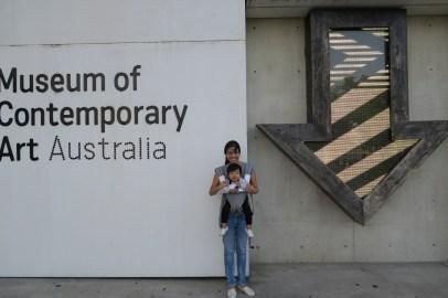 Museum of Contemporary Art @ The Rocks.