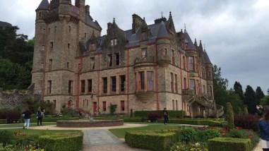 Historic castle in Belfast
