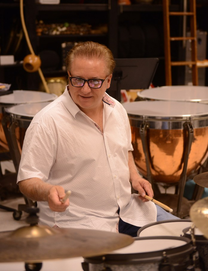 Before he was a world-class drummer and renowned music educator, Pat Petrillo (83) learned valuable lessons at Morehead State University that proved to be invaluable in his professional career.