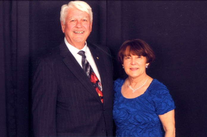 Ron & Patty Griffith