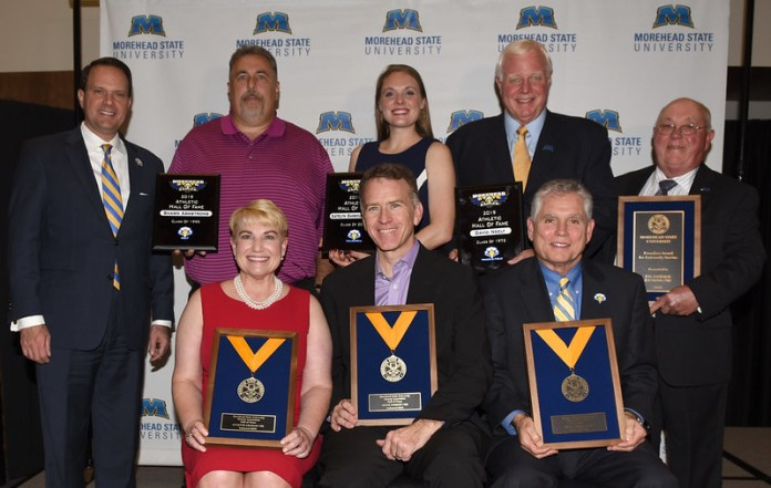 2019 Homecoming Halls of Fame and Founders Award recipients