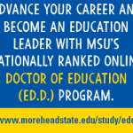 Advance your career and become an education leader with MSU's nationally ranked online Doctor of Education (Ed.D.) program.