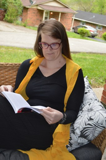 Dr. Nettie Brock transitioned to teaching online this spring semester.