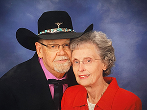 Roy and Joyce Spaulding