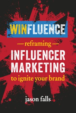 """Image: """"Winfluence"""" Book Cover"""
