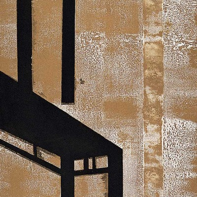 2007, etching, 22 x 47 inches
