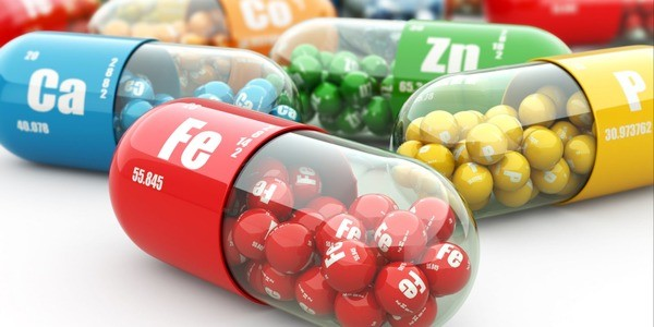 Vitaminer i kapslar