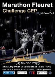 Challenge C E P Foil Marathon 2020 U17 03 05 U14 06 09 February 1 2 2020 Live Results Live Fencing Results Live Fencing Videos