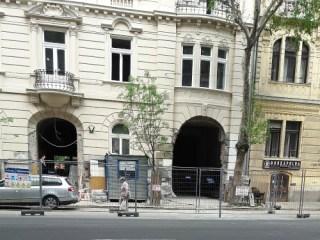 Sétafika - Damjanich utca