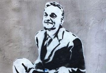 Orbán átvonatozott Budára