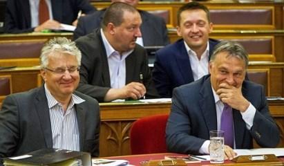 Botrány a Parlamentben