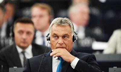 Európa küzdelme Orbánnal
