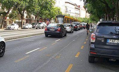 A nagykörúti bringasávokról