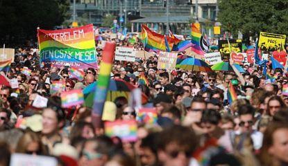 Történelmet írt a Budapest Pride