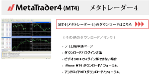 FXDDMT4ダウンロードページ