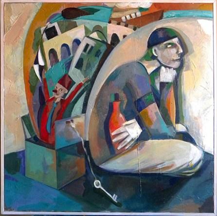 15-La-scatola-magica-70-x-70-cm-acrilico-su-tela-2010