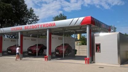Myjnia bezdotykowa Ostrów Wielkopolski