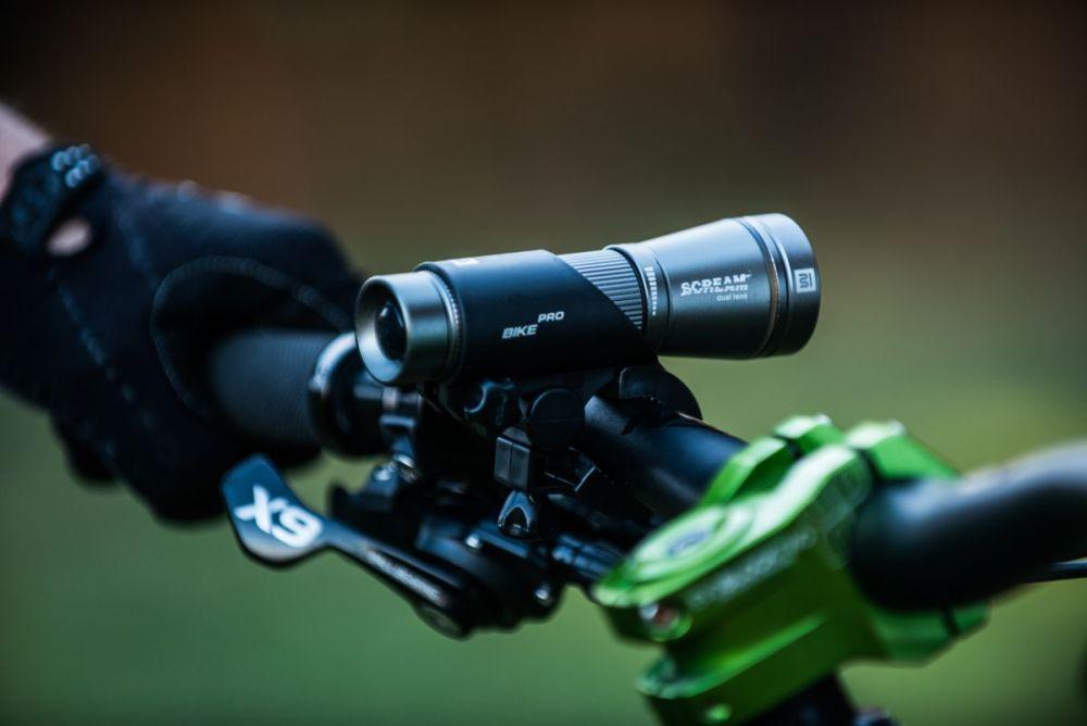 Jaśnie oświecony Mactronic BikePro Scream DL