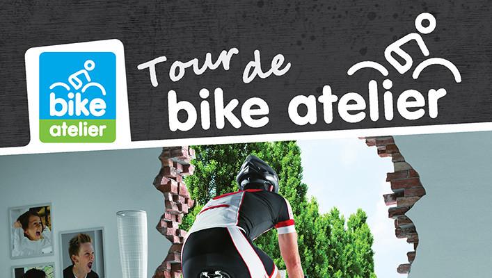 [PR] Tour de Bike Atelier – wyścig na trenażerach startuje w Gliwicach