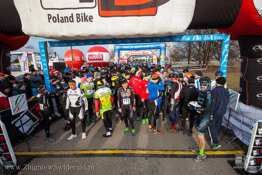 warszawski triathlon zimowy 2015 6