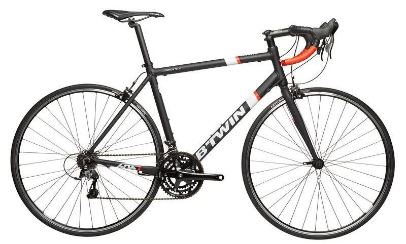rower szosowy btwin triban 500