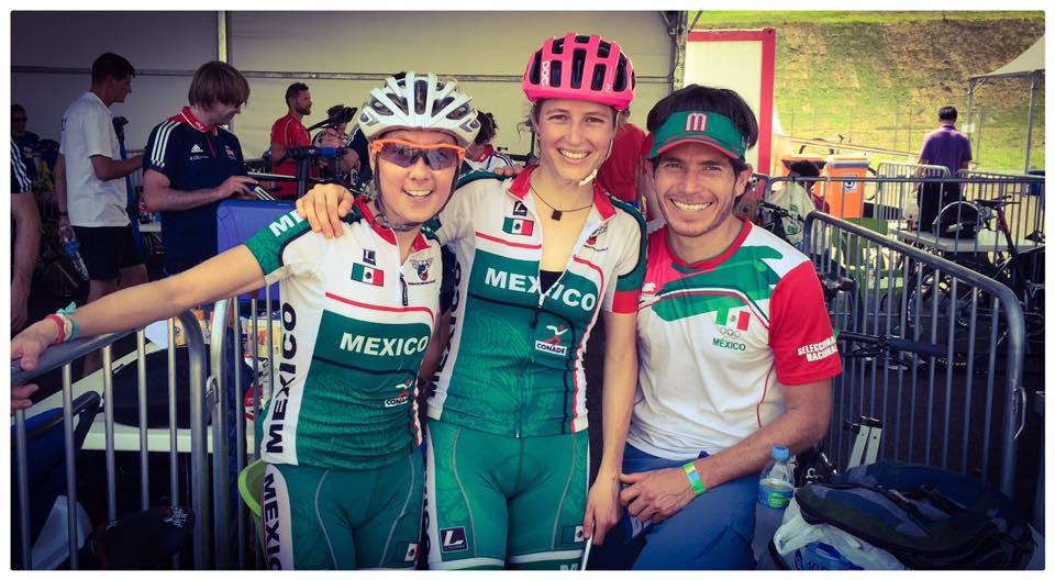 Daniela Campuzano (DC Bike Team) – Próba olimpijska – Rio, Brazylia