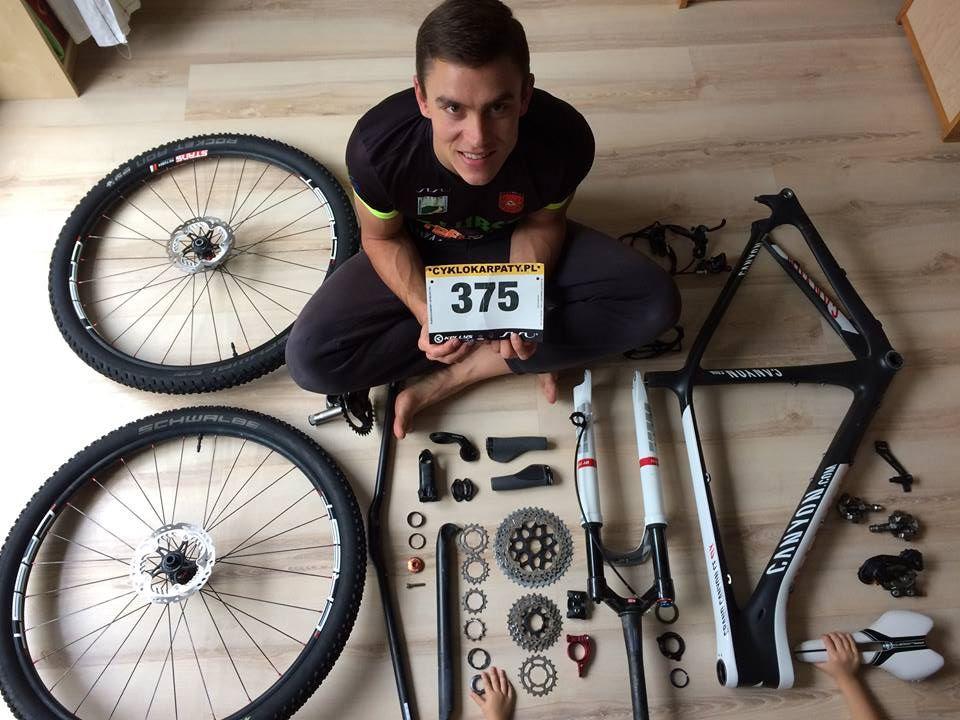 Mateusz Rejch (SST Lubcza) – Podsumowanie sezonu MTB