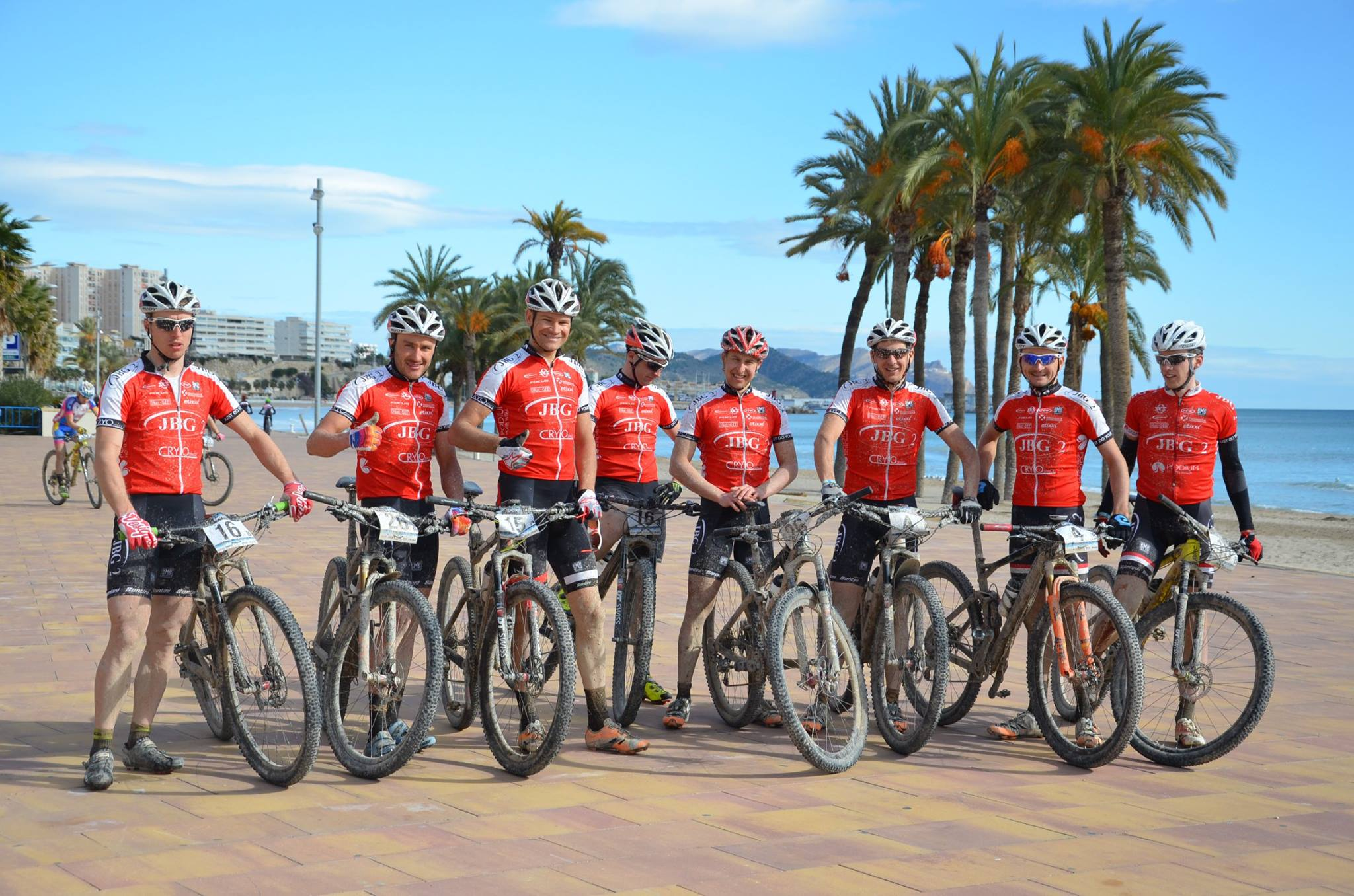 JBG2 Team – Costa Blanca Bike Race, Etap III