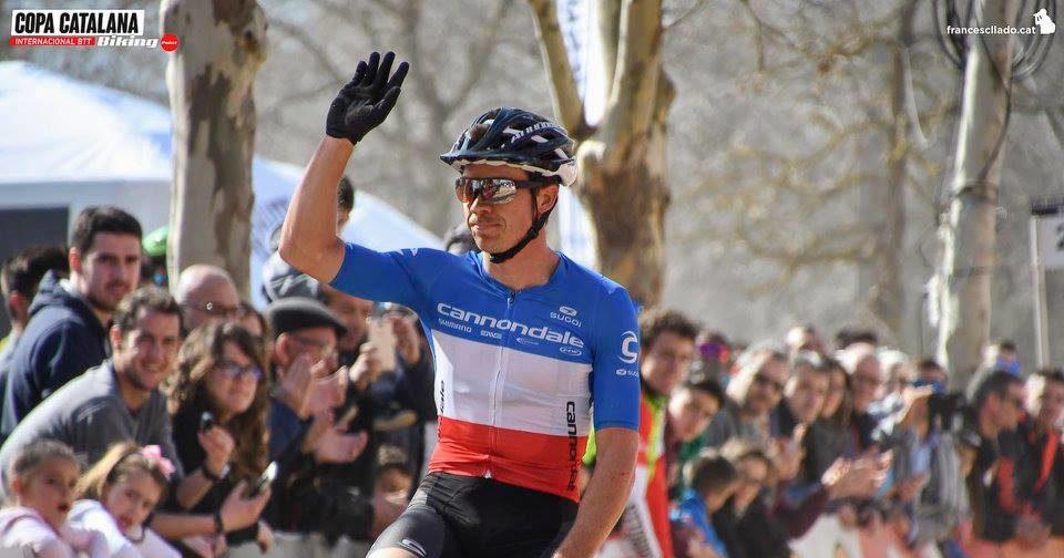 Maxime Marotte (Cannondale Factory Racing) – Copa Catalana Internacional, Banyoles, ES