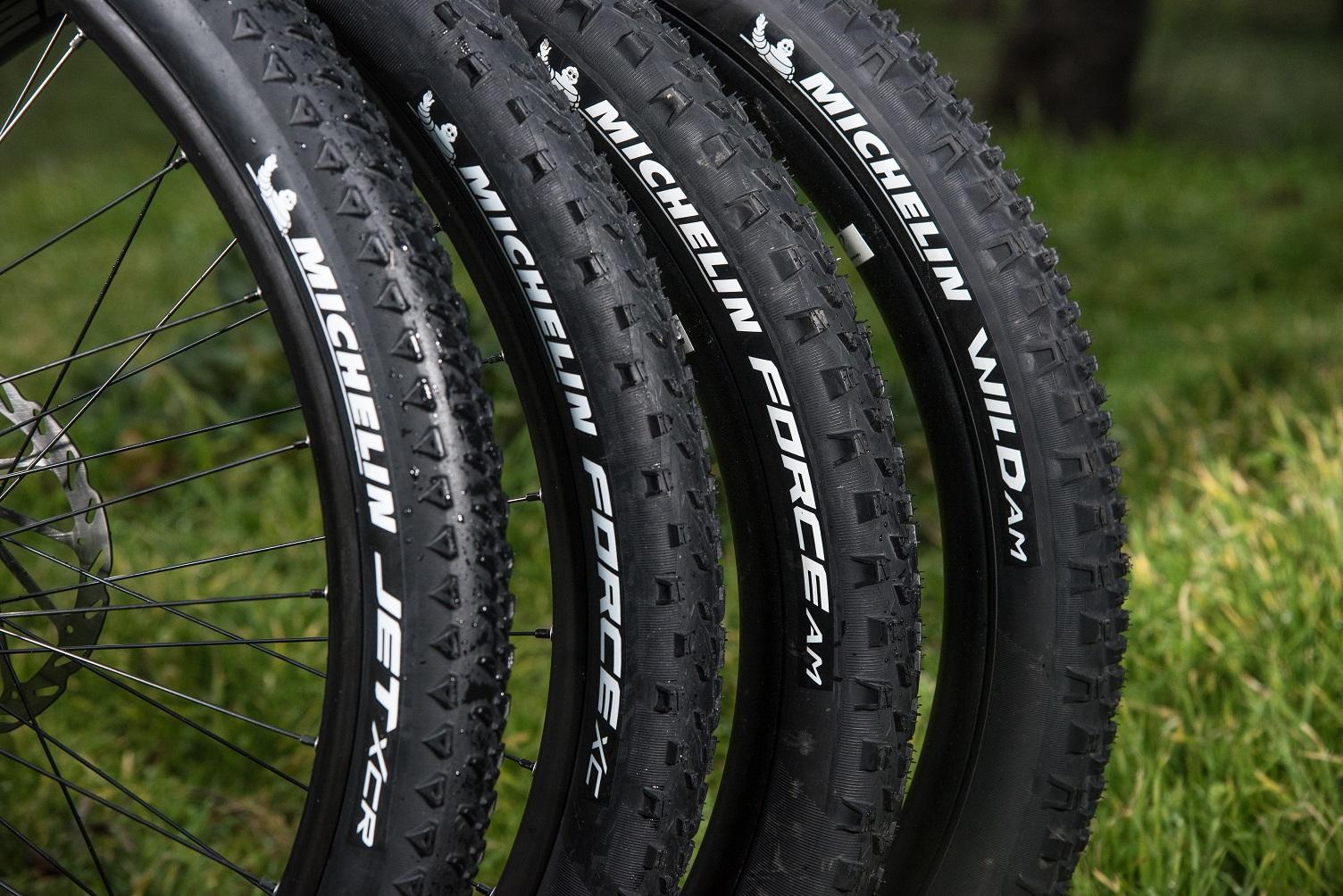Michelin wprowadza na rynek nowatorskie opony rowerowe