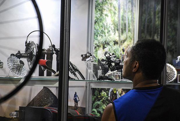 Público final acompanha as novidades do mercado na Brasil Cycle Fair - Foto: Rodrigo Zaim / Brasil Cycle Fair