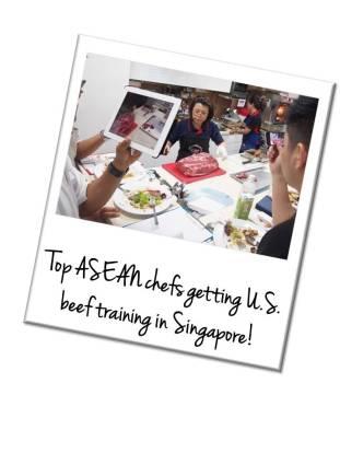 Beef Brief Singapore Chefs