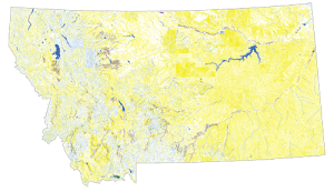 EPA WOTUS Montana Expansion Map