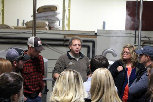 YALC Friday Tour Madison River Brewery2