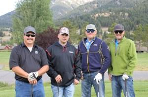 2016 T-Bone Classic tournament winners - Tilleman Ag Equipment