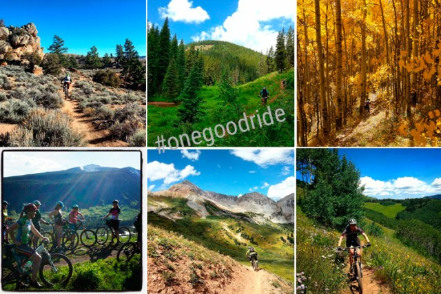 Gunnison Valley and Crested Butte Mountain Bike Rides