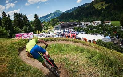 Eurobike Media Days 2016, Krichberg, Tirol