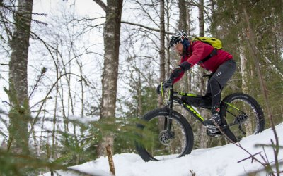 test fatbikes: Stevens Mobster SX