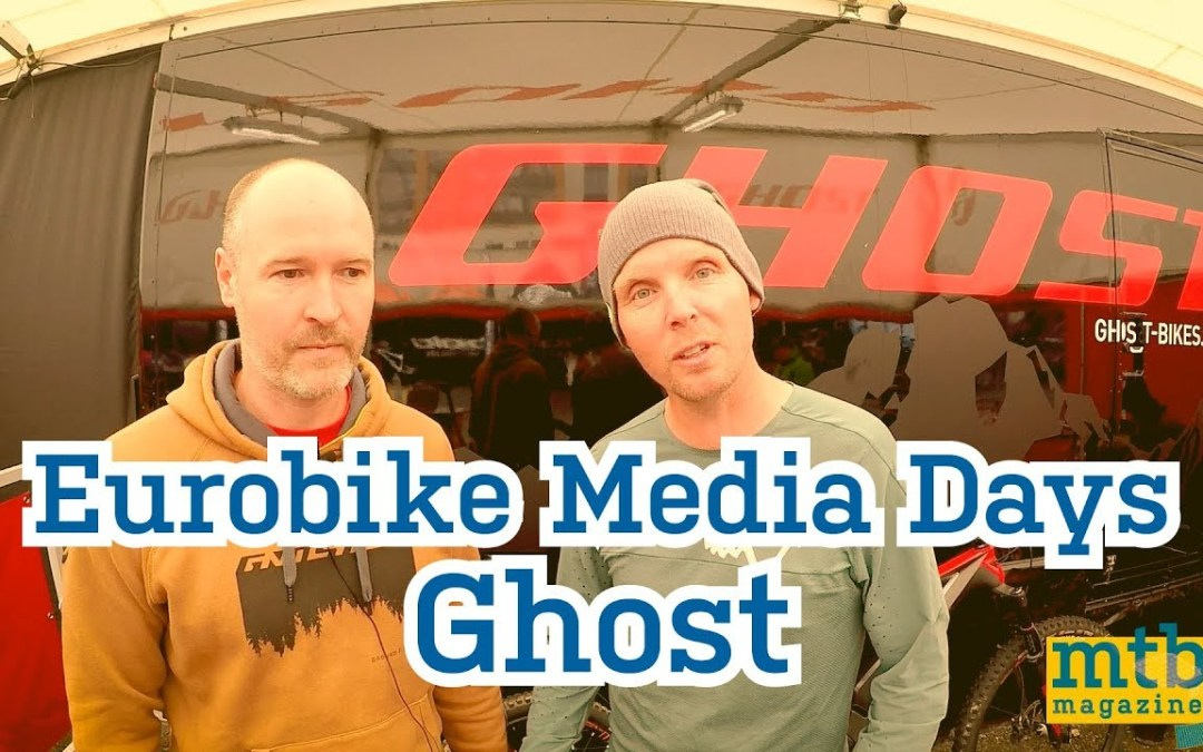 mtbS YouTube och Ghost