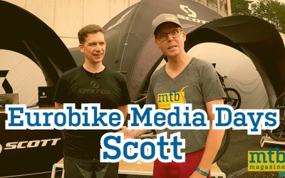 mtbS YouTube och Syncros hjul hos Scott