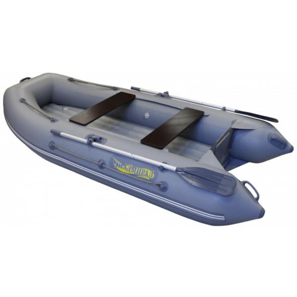 Надувная ПВХ лодка Адмирал 290 НДНД купить в Санкт ...