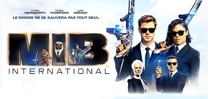 Hombres de negro MIB internacional (2019) HD 720p y 1080p Latino