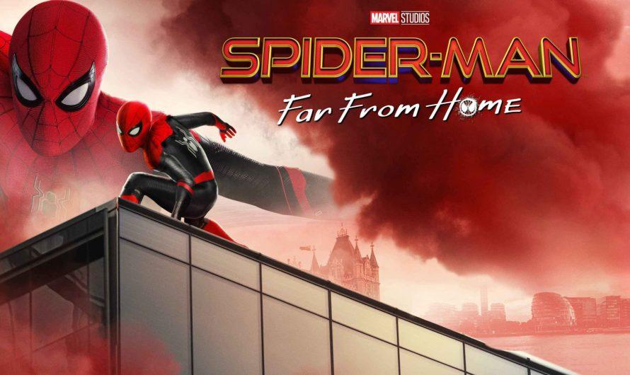 Spider-Man Lejos de Casa (2019) 720p y 1080p Latino