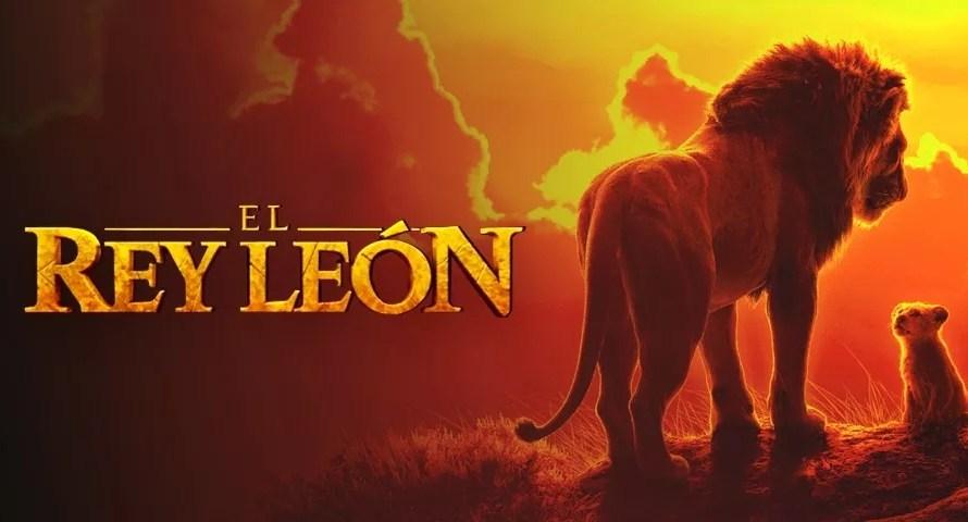 El Rey León (2019) HD 1080p 720p Latino
