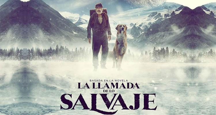 El llamado Salvaje (2020) HD 1080p y 720p Latino