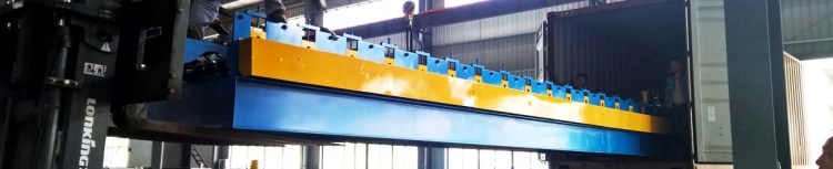 KR24/LR24 standing seam roofing sheet roll forming machine
