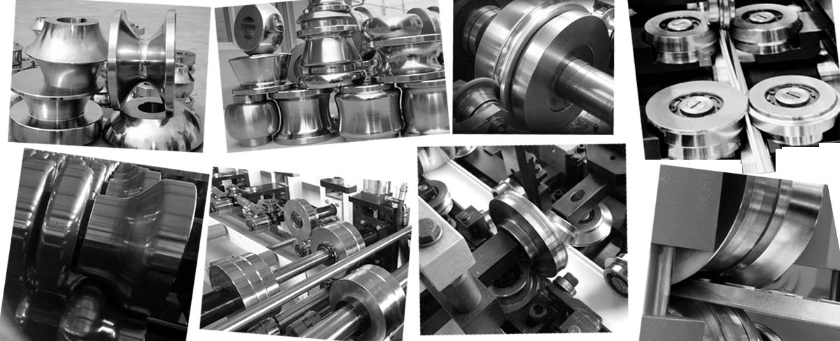the rollers for roll forming machines