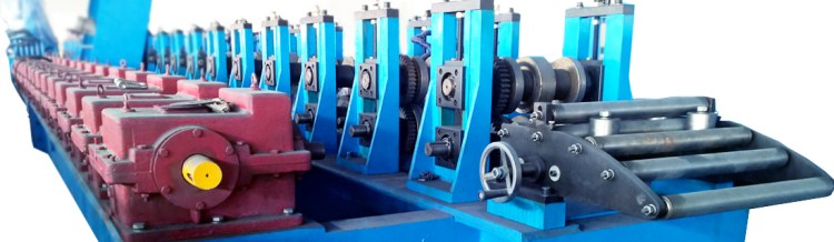 elevator roller guides roll forming machine
