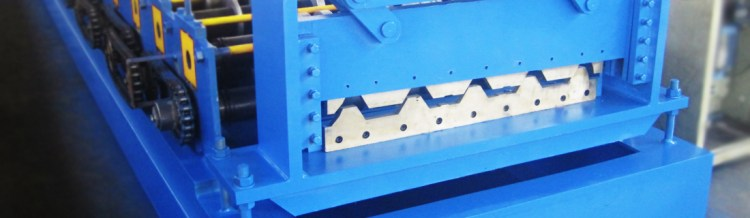IBR sheet roll forming machine